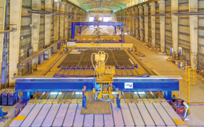 Seaspan's Vancouver Shipyard selects PEMA welding automation solutions