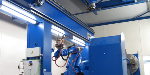 Advanced Laser-Hybrid welding station to Savonia University of Applied Sciencies