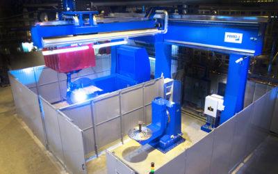 Valon Kone robotized its production with PEMA