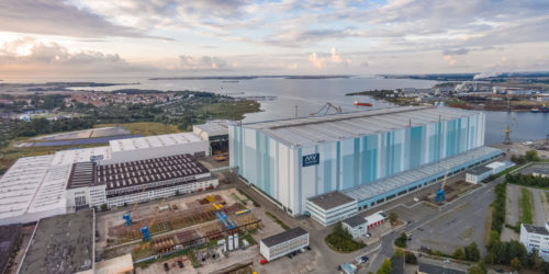 MV WERFTEN awards Pemamek with order of additional automated production lines to Rostock and Wismar shipyards