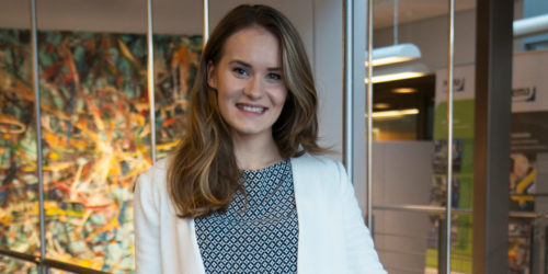 1,000 Young Leaders – Maria and Teemu's day at Pemamek
