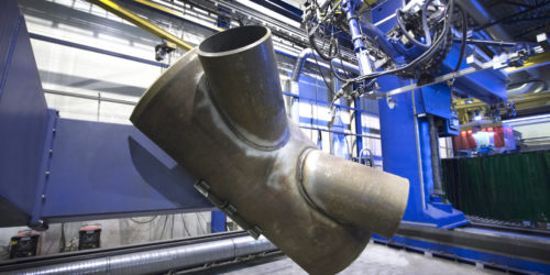 Efficient one-off production with PEMA WeldControl 300