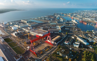 STX France Shipyard purchased trusted technology from PEMA