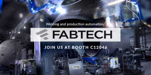 Meet Team PEMA at Fabtech 2018, Nov. 6-8,2018, Atlanta
