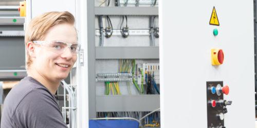 Future Makers: Akseli Åberg, Electrician