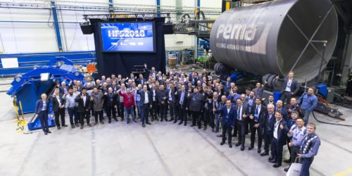 Successful HFS2018 gathered 120 industry professionals to Pemamek Headquarters