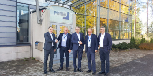 Pemamek announces partnership with Intercut Sverige AB