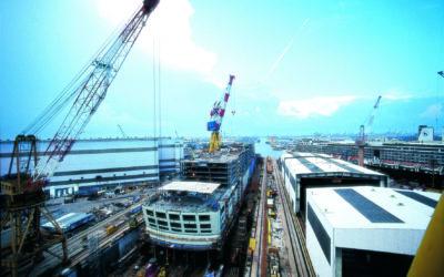PEMA Laser-hybrid thin plate panel line to Fincantieri's Marghera Shipyard