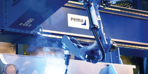 Fortaco Group invests in PEMA robot solutions