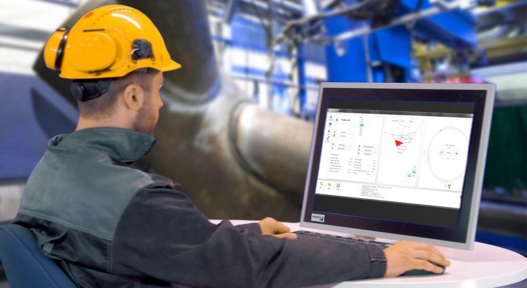 robotic welding software