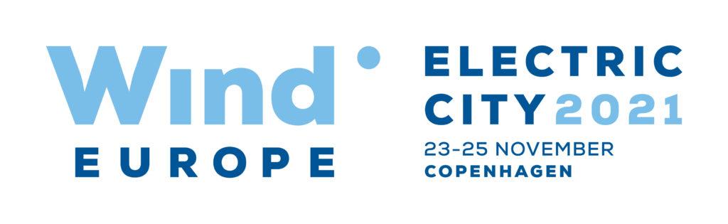 Wind Europe Electric City logo